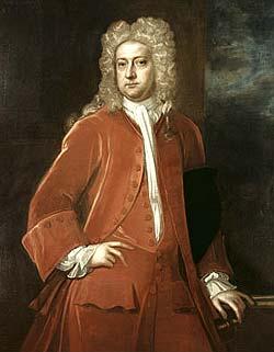Carolina Lords Proprietors Sir William Berkeley
