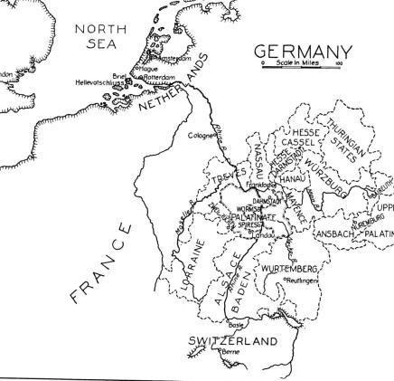 Carolina The Germans Swiss Settlers