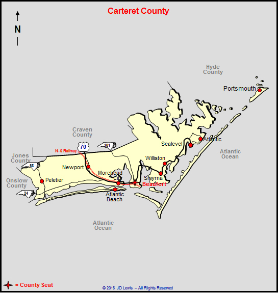 Carteret county north carolina a history of carteret county sciox Image collections