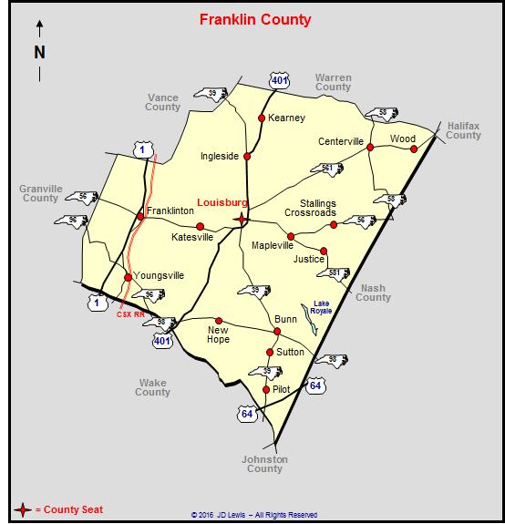 Franklin County North Carolina