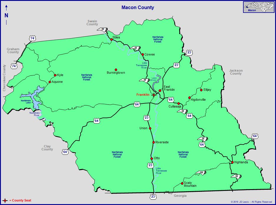 Macon County North Carolina