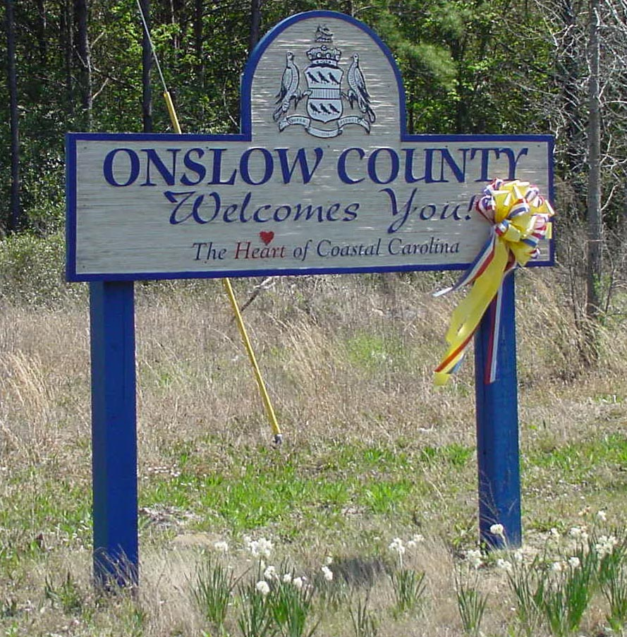 Onslow County, North Carolinaonslow county