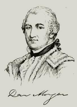 the continental army brigadier general daniel morgan