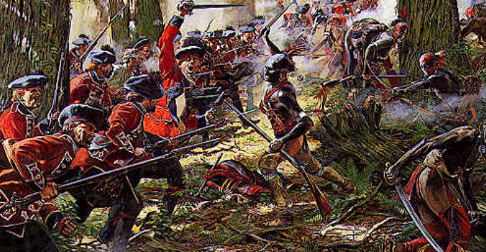 The French and Indian War in the Carolinas
