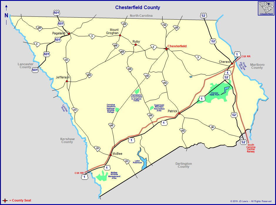Chesterfield County, South Carolina on hemingway sc map, sc colony map, camden sc map, sc map with counties, clemson sc on map, sc precinct map, sc state map, sc water map, sc legislature map, upstate sc zip code map, sc national forest map, sc florida map, south carolina road map, pickens sc map, ridgeville sc map, lexington sc map, sc city map, sc rivers map, sc zone map, sc cities map,