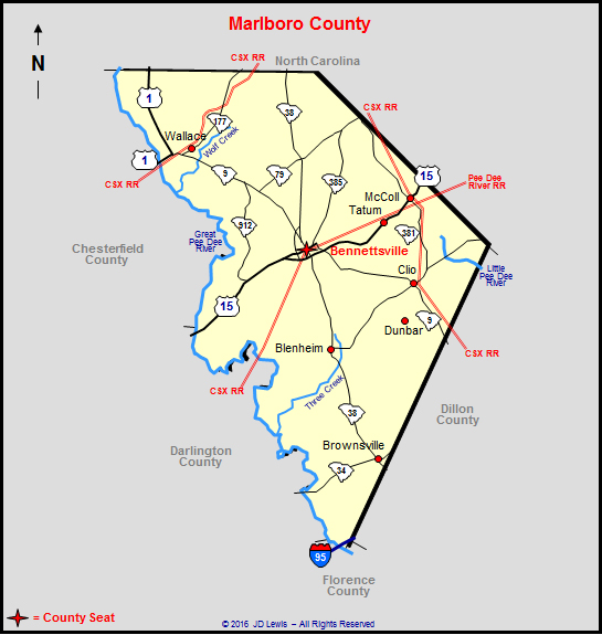 Home - Marlboro County