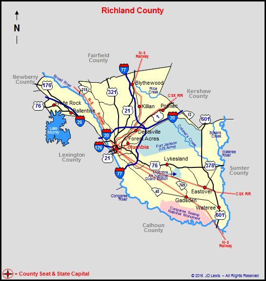 Richland County South Carolina