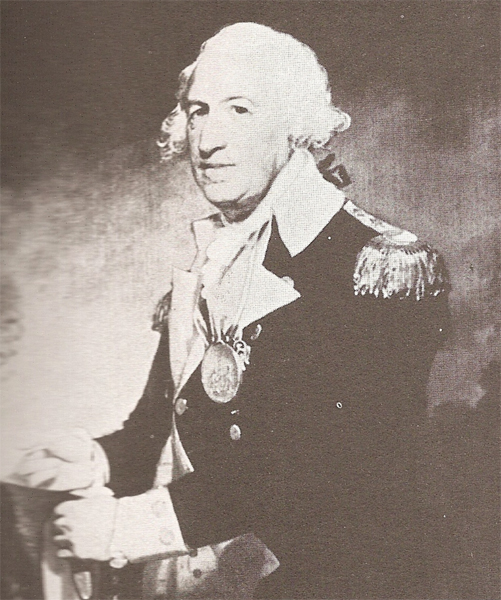 The Continental Army Major General Horatio Gates