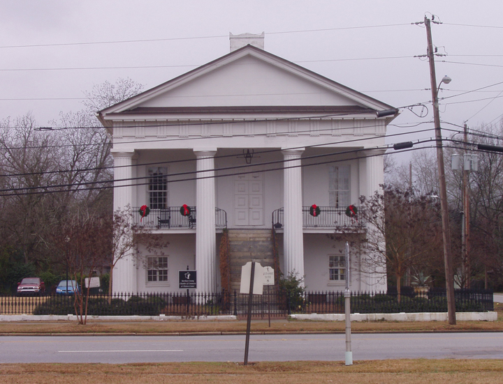 Kershaw County Courthouse Camden SC