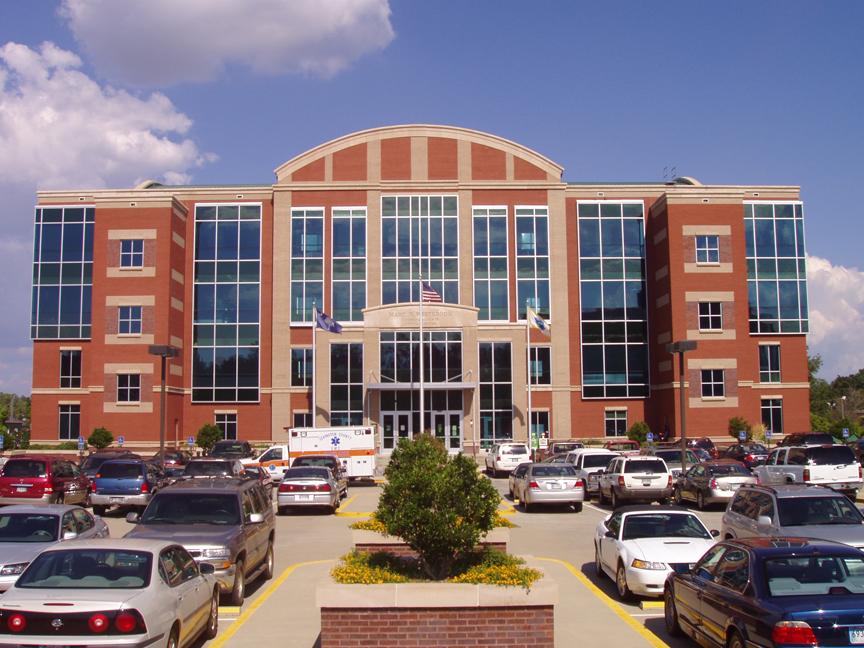 Lexington county court house lexington sc 2007