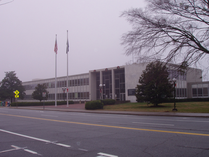 Spartanburg County Courthouse - Spartanburg, SC (2008)