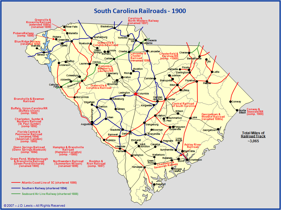 transportation map with Sc Railroads 1900 on File GDOT districts in addition Koh Lipe Blog Guide moreover Carte De Marseille further Miradouro Das Portas Do Sol further Sc railroads 1900.